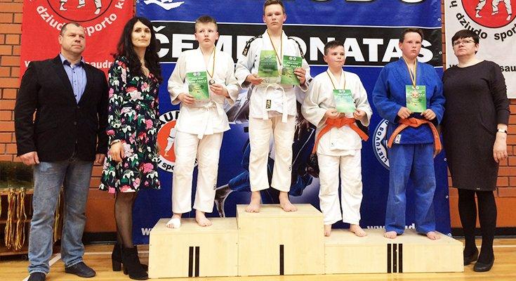 Varžybose Šakiuose finale susirungė du palangiškiai, nuotrauka-1