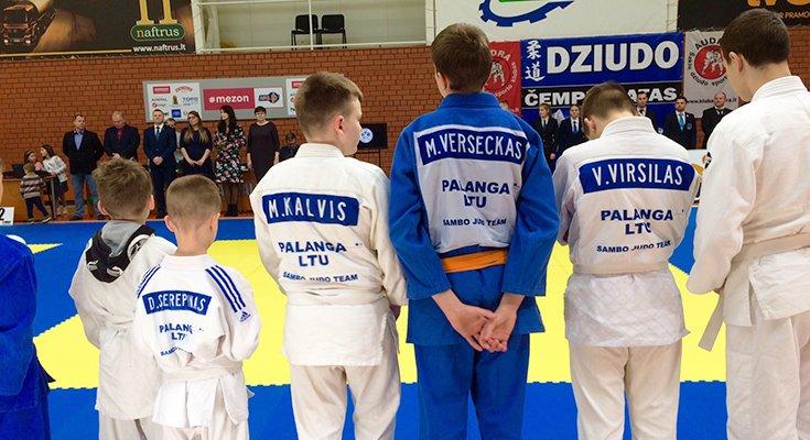 Varžybose Šakiuose finale susirungė du palangiškiai, nuotrauka-2