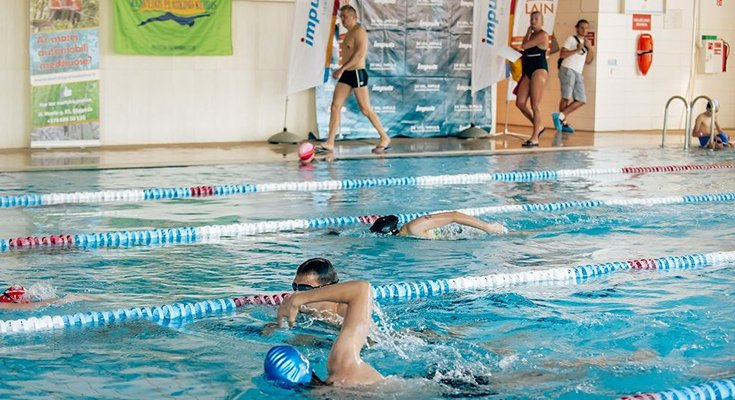 Klaipėdoje užfiksuotas 24 valandų plaukimo maratono rekordas, nuotrauka-6