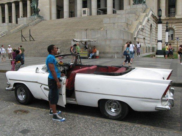 Palangiškius stebino Kubos kasdienybė, nuotrauka-9