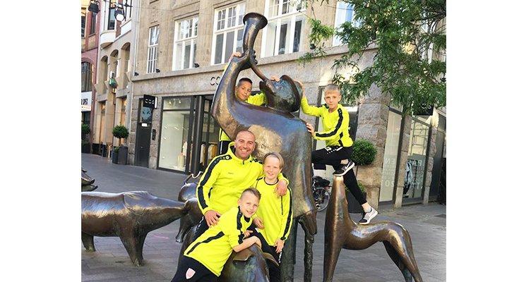Trys jaunieji talentai savo jėgas išbandė su geriausiomis pasaulio komandomis, nuotrauka-1
