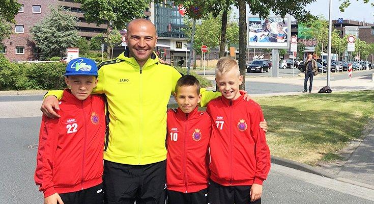 Trys jaunieji talentai savo jėgas išbandė su geriausiomis pasaulio komandomis, nuotrauka-3