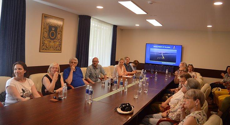 Palangoje lankėsi lenkų kultūros paveldo specialistai bei istorikai, nuotrauka-4