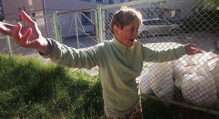 Dviratininkė Aldutė plojo iš džiaugsmo: vietoj baudos – pareigūno palydos iki pat namų , nuotrauka-6
