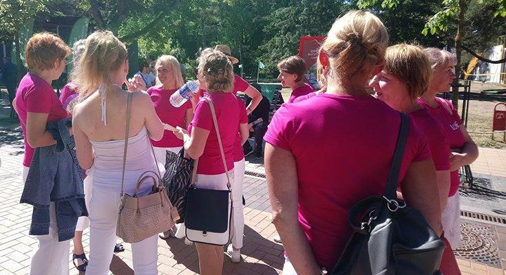 """Tarptautinis linijinių šokių festivalis """"Draugystės tiltas 2018"""" (nuotraukos, vaizdo įrašai), nuotrauka-4"""