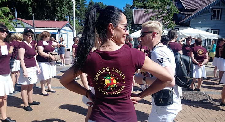 """Tarptautinis linijinių šokių festivalis """"Draugystės tiltas 2018"""" (nuotraukos, vaizdo įrašai), nuotrauka-6"""