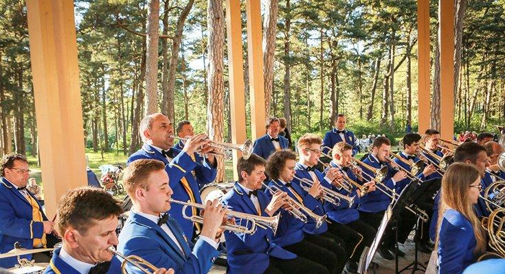 """Kitą savaitę startuoja Palangos """"Dūdų vasara"""": pušys oš orkestro garsais, nuotrauka-1"""