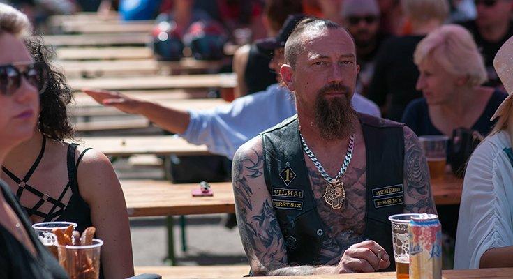 Baikerių festivalis Šventojoje: laisvės dvasia suvienijo tūstančius motociklų mylėtojų, nuotrauka-4
