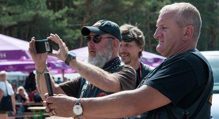 Baikerių festivalis Šventojoje: laisvės dvasia suvienijo tūstančius motociklų mylėtojų, nuotrauka-2