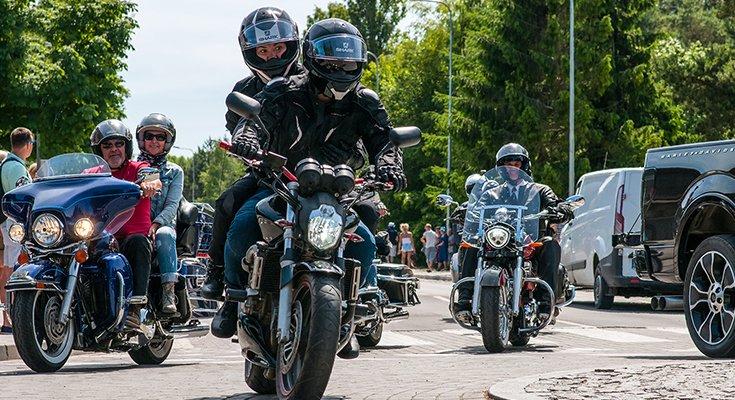 Baikerių festivalis Šventojoje: laisvės dvasia suvienijo tūstančius motociklų mylėtojų, nuotrauka-9