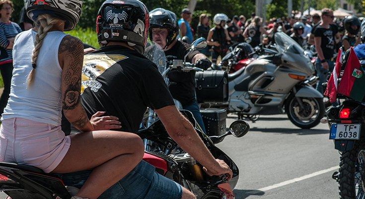 Baikerių festivalis Šventojoje: laisvės dvasia suvienijo tūstančius motociklų mylėtojų, nuotrauka-5