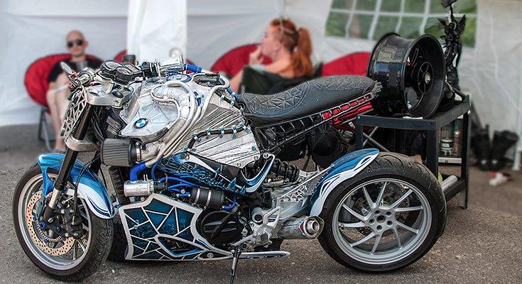Baikerių festivalis Šventojoje: laisvės dvasia suvienijo tūstančius motociklų mylėtojų, nuotrauka-11