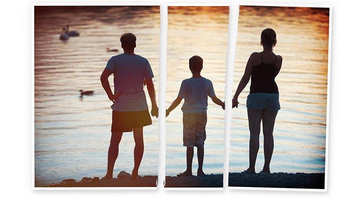 Dveji namai – atsakymas į vaiko gerovės klausimą po skyrybų?, nuotrauka-1