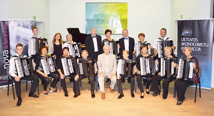 Vasara Palangoje su Tarptautiniu akordeono festivaliu, nuotrauka-4
