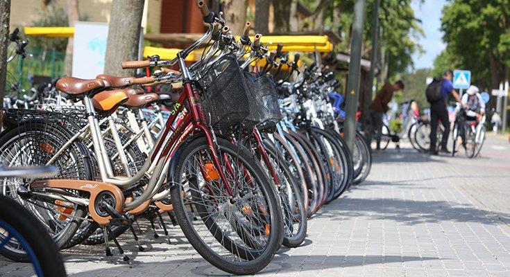 Palangos kriminalai: pavogė dviračius, kasos aparatą, muilą, nuotrauka-1