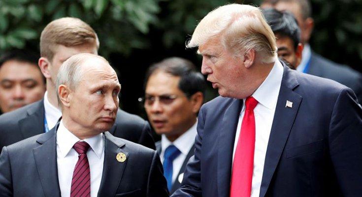 Oficialu: Kremlius patvirtino V. Putino ir D. Trumpo susitikimo detales, nuotrauka-1