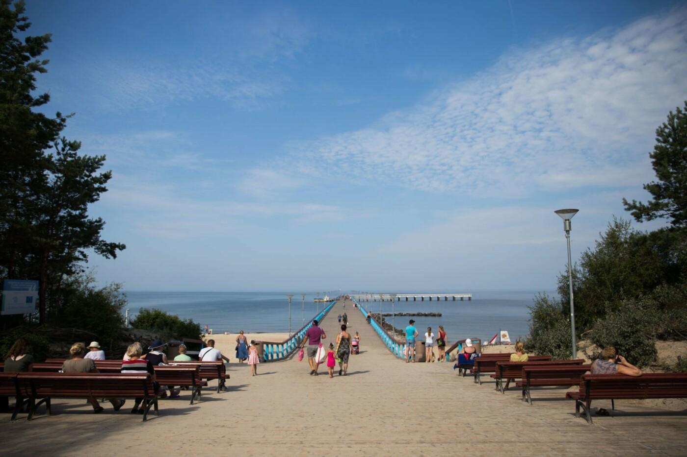 """Palangos Turizmo informacijos centro vadovė: """"Užsieniečiai turistai ilgisi pernykštės gaivos""""  , nuotrauka-1"""