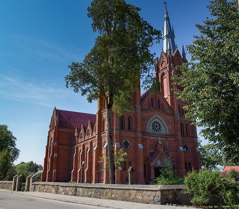 Pažinti Lietuvos vakarus per bažnyčias, nuotrauka-1