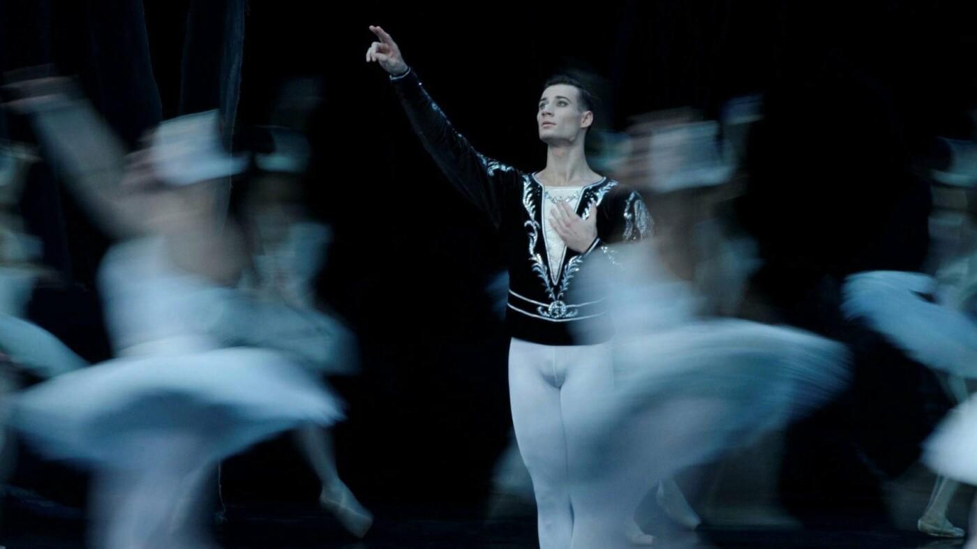 """Baleto šokėjas J.Laucius: """"Choreografas L.Massine – genijus, į kurio kiekvieną pastabą būtina įsiklausyti"""", nuotrauka-4"""