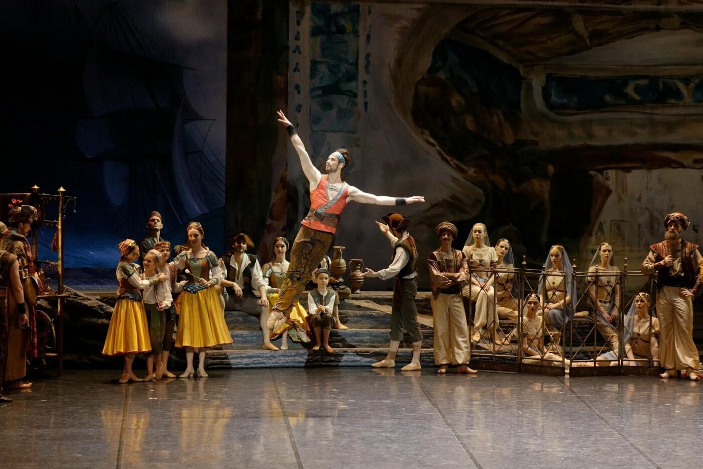 """Baleto šokėjas J.Laucius: """"Choreografas L.Massine – genijus, į kurio kiekvieną pastabą būtina įsiklausyti"""", nuotrauka-6"""
