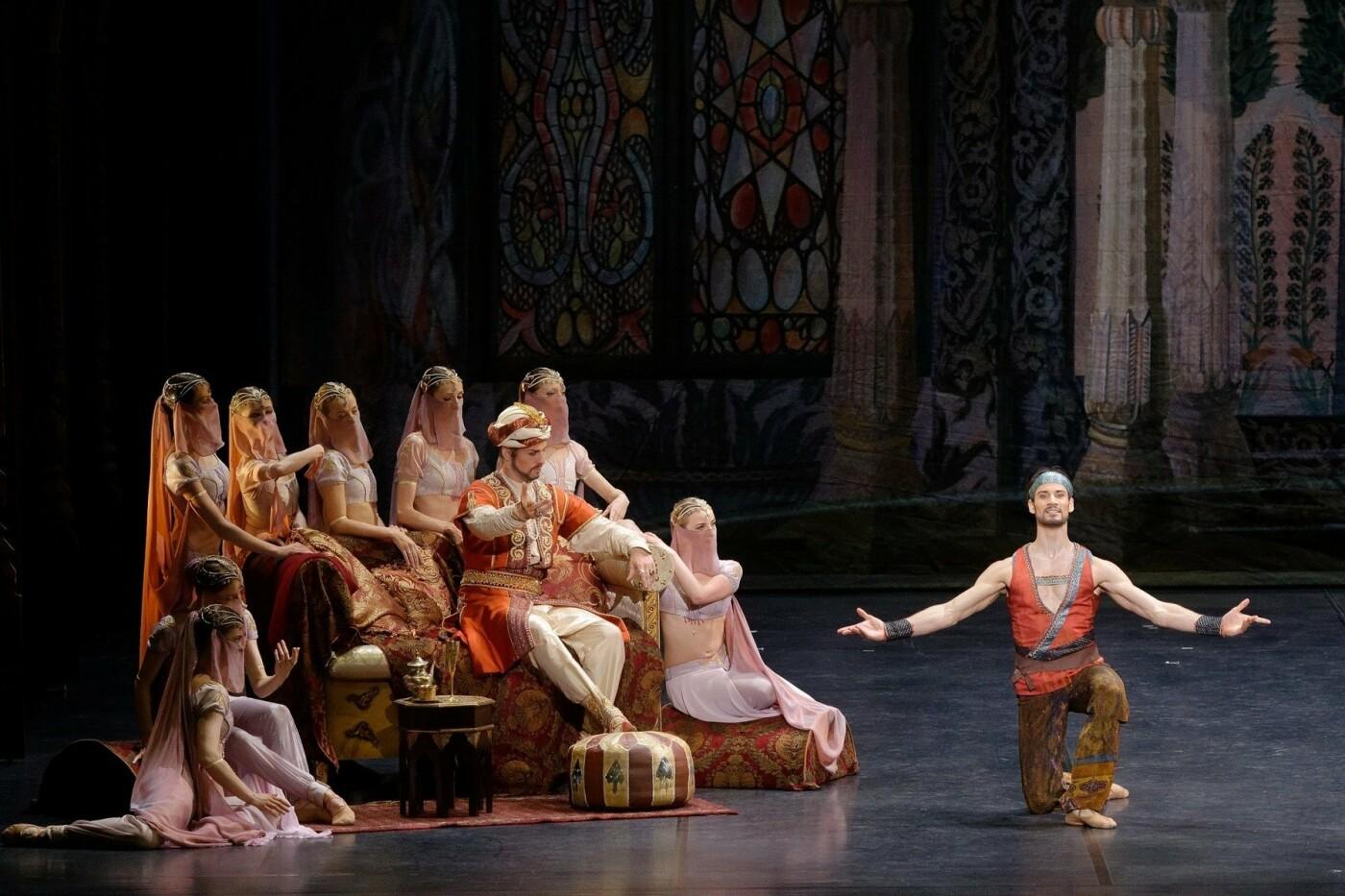 """Baleto šokėjas J.Laucius: """"Choreografas L.Massine – genijus, į kurio kiekvieną pastabą būtina įsiklausyti"""", nuotrauka-7"""