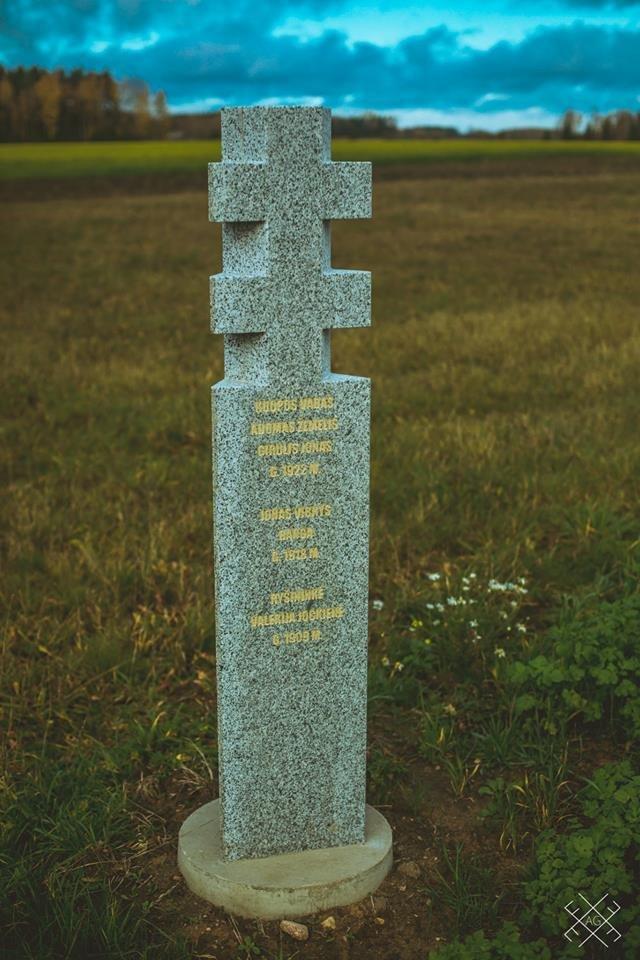 Moksleivių žygis partizanų takais: keliasdešimt nepamirštamų kilometrų , nuotrauka-1