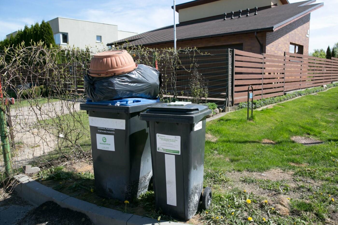 Nepristatyta pusė tūkstančio pranešimų: rinkliavos už atliekų tvarkymą surinkimas – tik laiškanešių rankose?, nuotrauka-1