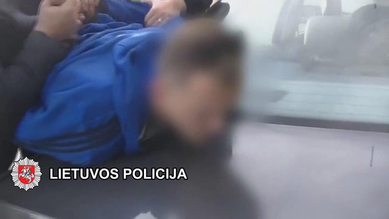 Klaipėdos kriminalistai baigė dar vieną kvaišalų platinimo tyrimą, nuotrauka-1