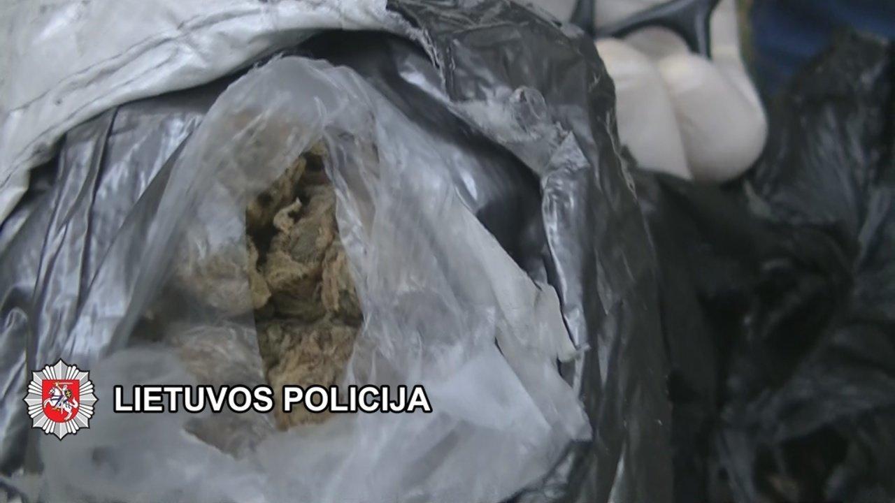 Klaipėdos kriminalistai baigė dar vieną kvaišalų platinimo tyrimą, nuotrauka-3