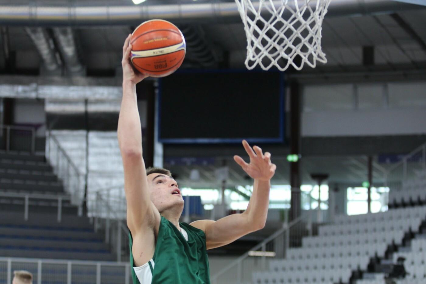Lietuvos vyrų krepšinio rinktinė surengė vienintelę treniruotę Italijoje, nuotrauka-6