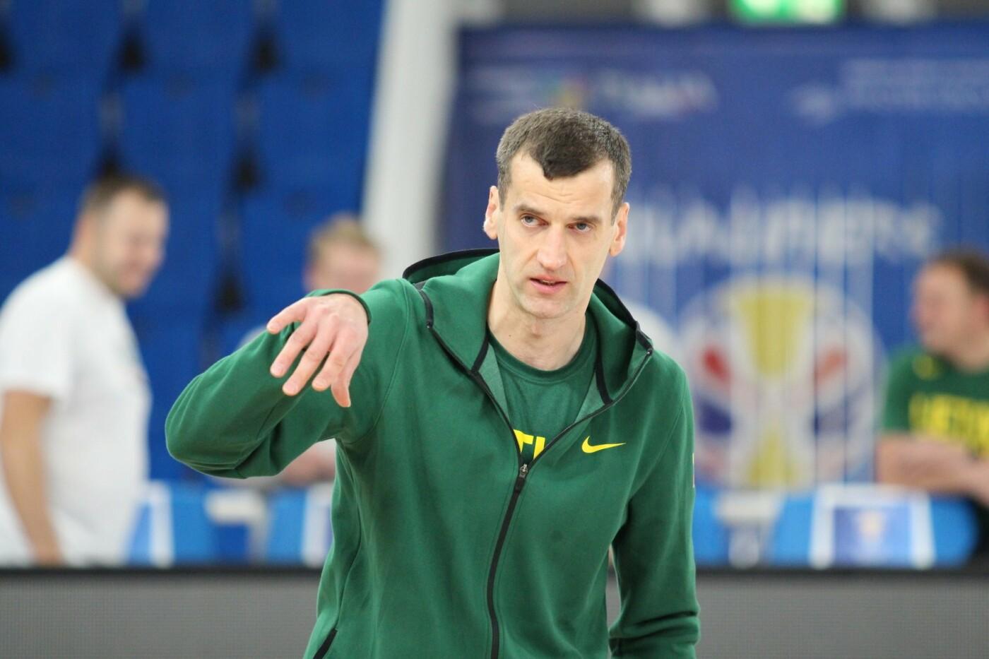 Lietuvos vyrų krepšinio rinktinė surengė vienintelę treniruotę Italijoje, nuotrauka-23