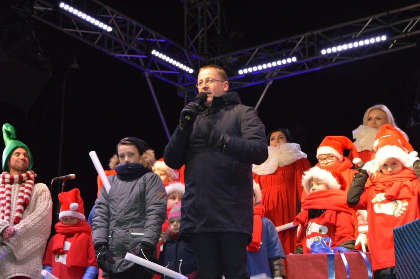Palanga įžiebė eglę ir suspindo tūkstančiais kalėdinių šviesų, nuotrauka-9