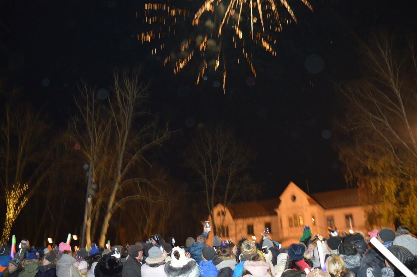 Palanga įžiebė eglę ir suspindo tūkstančiais kalėdinių šviesų, nuotrauka-48