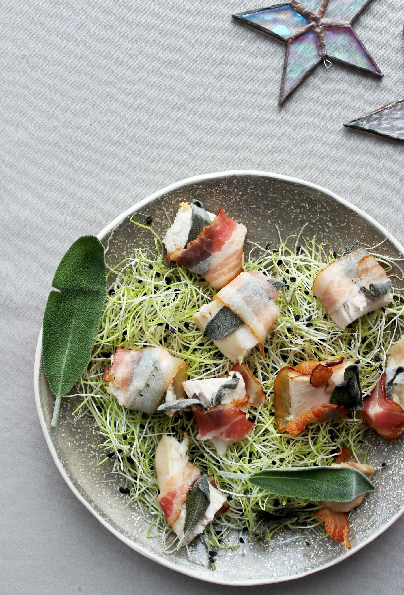 Maisto tinklaraštininkė Kristina Pišniukaitė pataria, kaip iš vieno produkto paruošti tris Kalėdinius patiekalus, nuotrauka-5