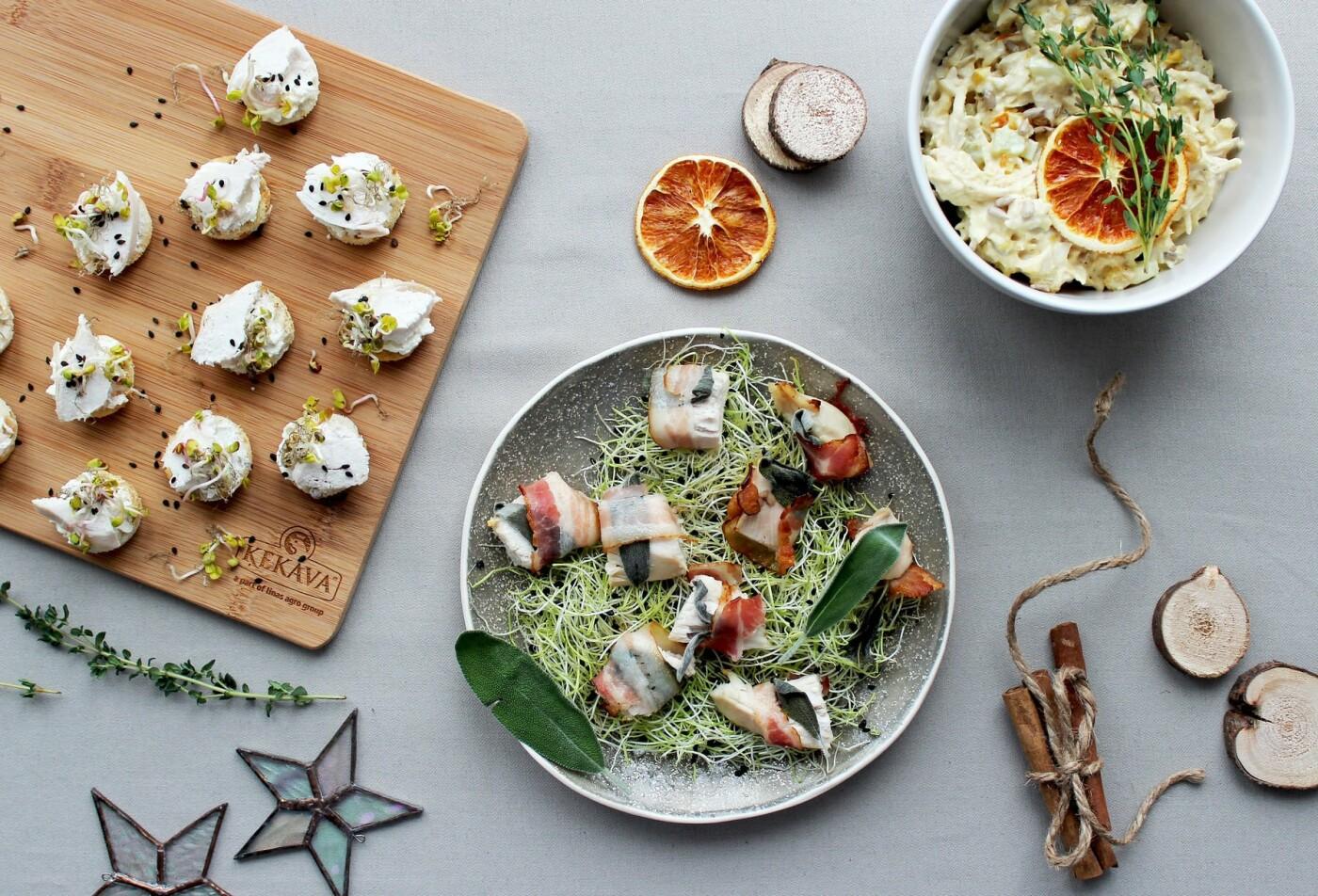 Maisto tinklaraštininkė Kristina Pišniukaitė pataria, kaip iš vieno produkto paruošti tris Kalėdinius patiekalus, nuotrauka-3