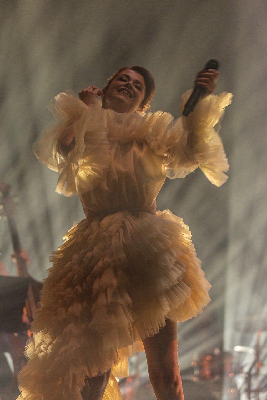 """Erica Jennings surengė pirmąjį tvarų kalėdinį koncertą """"Coming Home For Christmas"""", nuotrauka-19, Luko Grušecko ir Evelinos Sabaliauskaitės nuotr."""