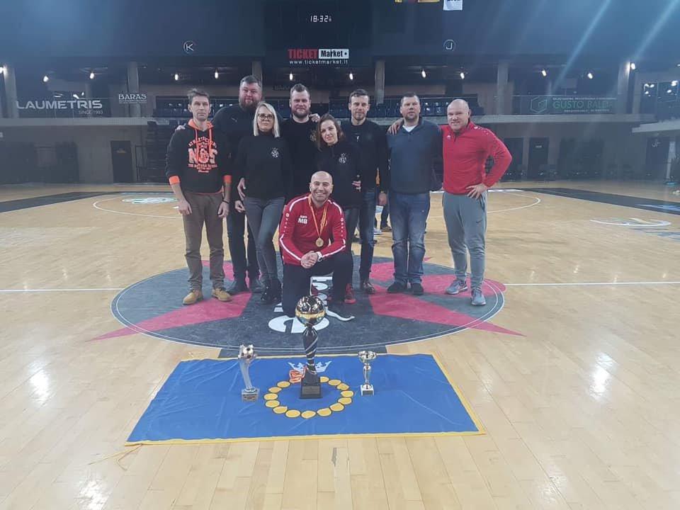 Palangos SC 2008 komanda laimėjo pirmą vietą tarptautiniame 12 komandų turnyre Kėdainiuose, nuotrauka-6