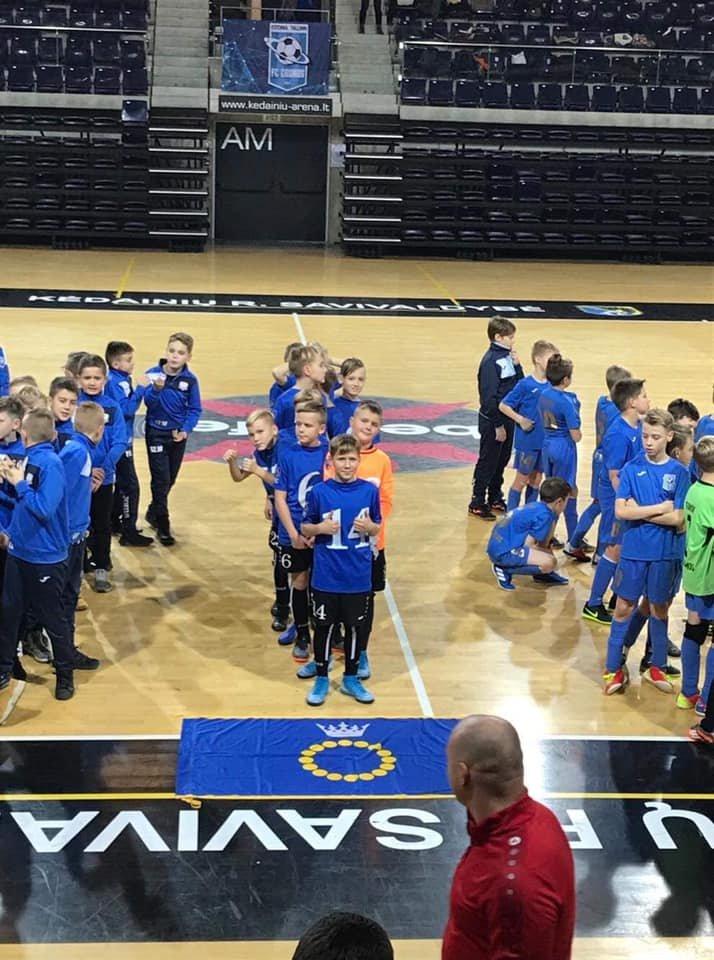 Palangos SC 2008 komanda laimėjo pirmą vietą tarptautiniame 12 komandų turnyre Kėdainiuose, nuotrauka-10