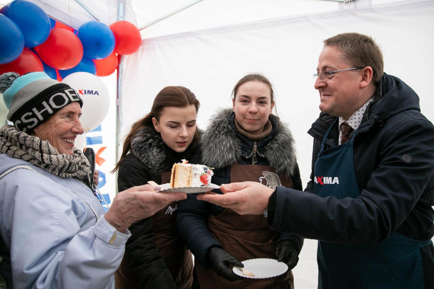 """2019-ųjų """"Ačiū"""" turo finišas Palangoje – su padėkomis, tortais ir akcijomis, nuotrauka-5"""