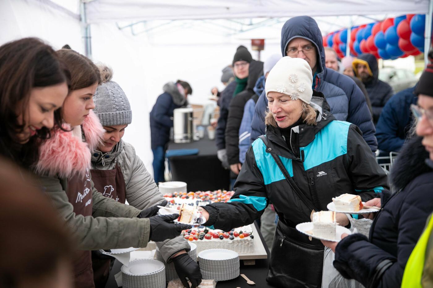 """2019-ųjų """"Ačiū"""" turo finišas Palangoje – su padėkomis, tortais ir akcijomis, nuotrauka-6"""