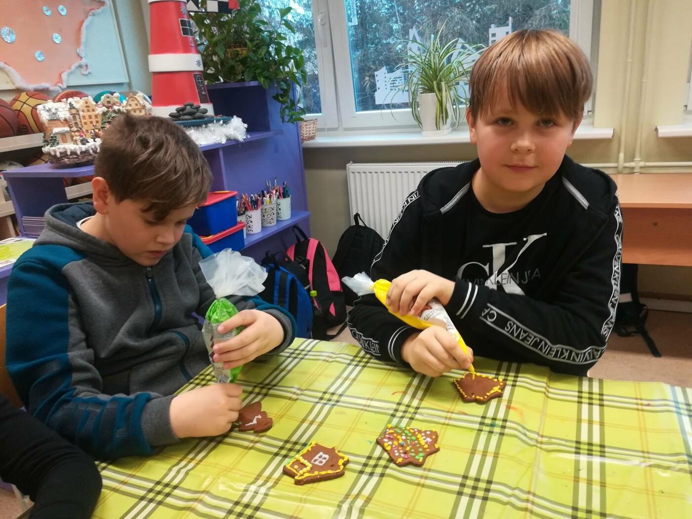 Trečiokų imbieriniai sausainiai, nuotrauka-5