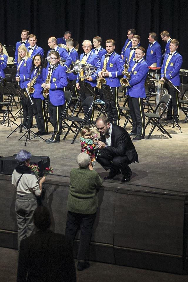 Išleido knygą apie Palangos orkestrą, nuotrauka-1, Danielė Balsytė nuotr.
