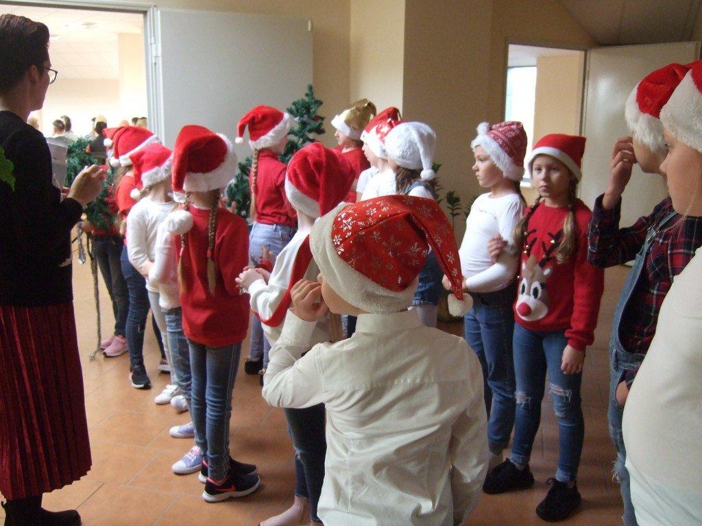 """Koncertas """"Atnešu tau Kalėdas"""" Palangos miesto globos namuose, nuotrauka-1"""