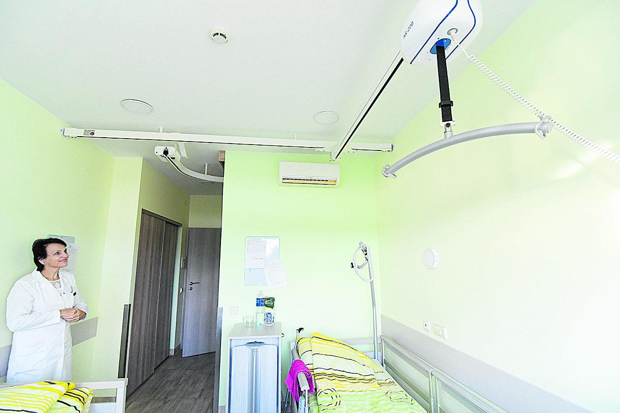 Palangos reabilitacijos ligoninė: misija – suteikti viltį pakilti gyvenimui, nuotrauka-4