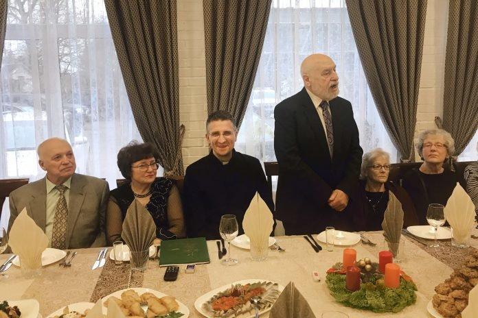 """Palangos pensininkų bendrija """"Bočiai"""" organizavo Advento vakaronę. Į ją susirinko didelis būrys senjorų., nuotrauka-2"""