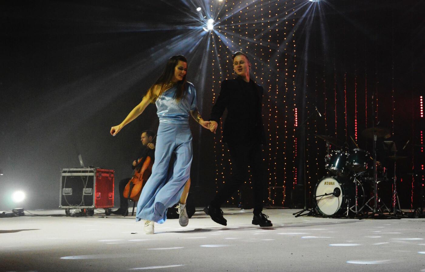 Šventinį koncertų turą pradėjusi Jurga išpakavo kalėdines staigmenas klausytojams, nuotrauka-4