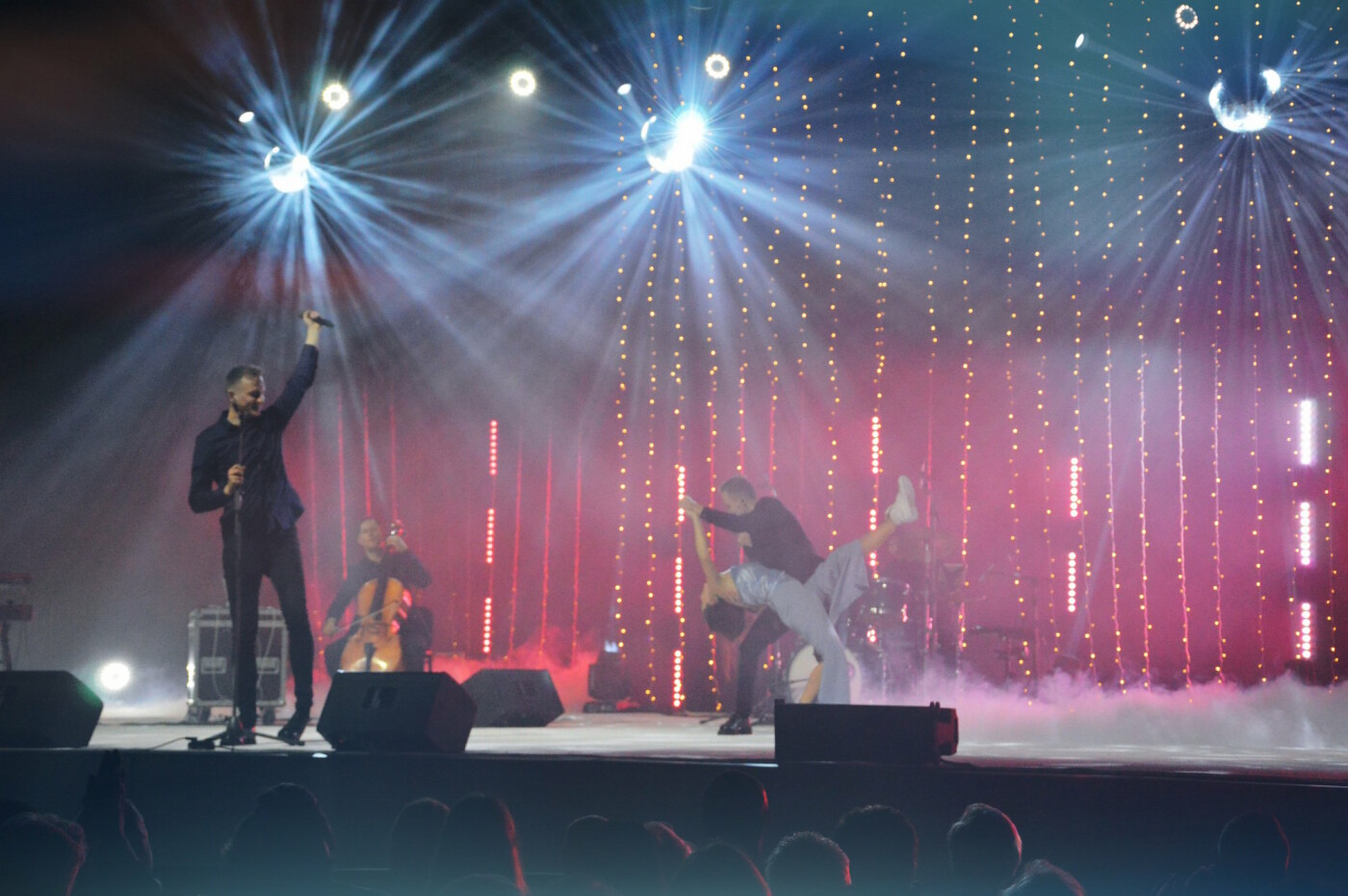 Šventinį koncertų turą pradėjusi Jurga išpakavo kalėdines staigmenas klausytojams, nuotrauka-5
