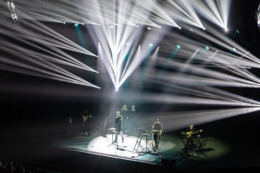 """""""Daddy Was A Milkman"""" 2019-uosius metus užbaigė anšlaginiu koncertu Palangoje, nuotrauka-1, Luko Grušecko ir Evelinos Sabaliauskaitės nuotr."""