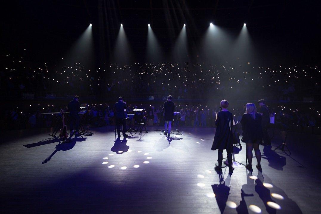 """""""Daddy Was A Milkman"""" 2019-uosius metus užbaigė anšlaginiu koncertu Palangoje, nuotrauka-27, Luko Grušecko ir Evelinos Sabaliauskaitės nuotr."""