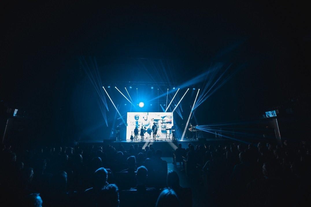 """""""Daddy Was A Milkman"""" 2019-uosius metus užbaigė anšlaginiu koncertu Palangoje, nuotrauka-32, Luko Grušecko ir Evelinos Sabaliauskaitės nuotr."""